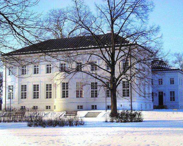 Abb. Winterauszeit im Hotel Schloss Neuhardenberg