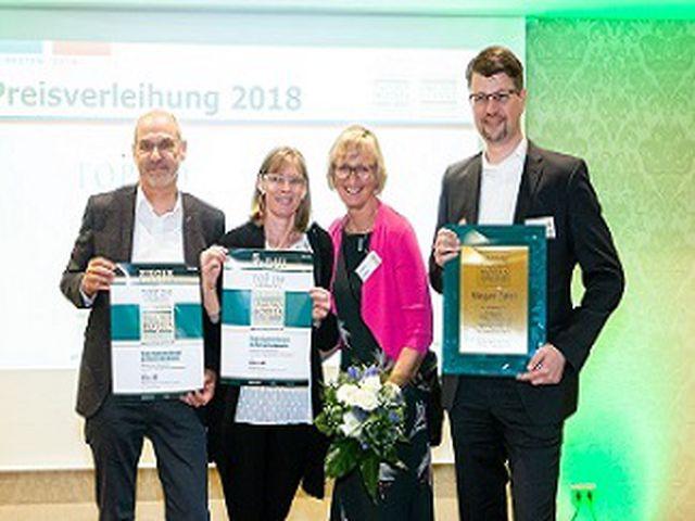 Abb. Schmerlenbach bestes Klausurhotel in Deutschland