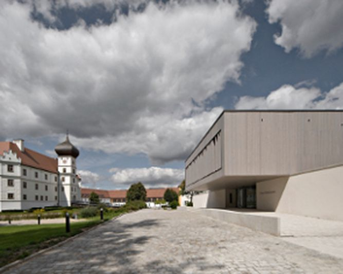 Abb. Schloss Hohenkammer