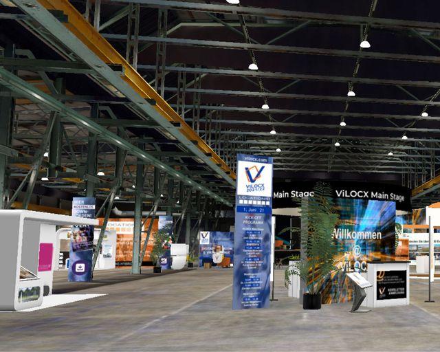 Abb. ViLOCX-Onlinemesse startet Programm am 16. Juni