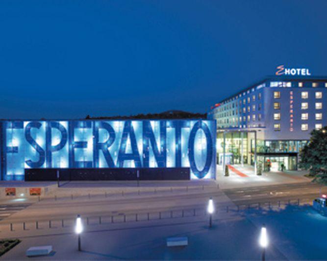 Abb. Hotel ESPERANTO Kongress-  und Kulturzentrum Fulda